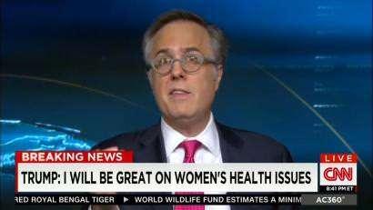YUGE, in fact. ||| CNN