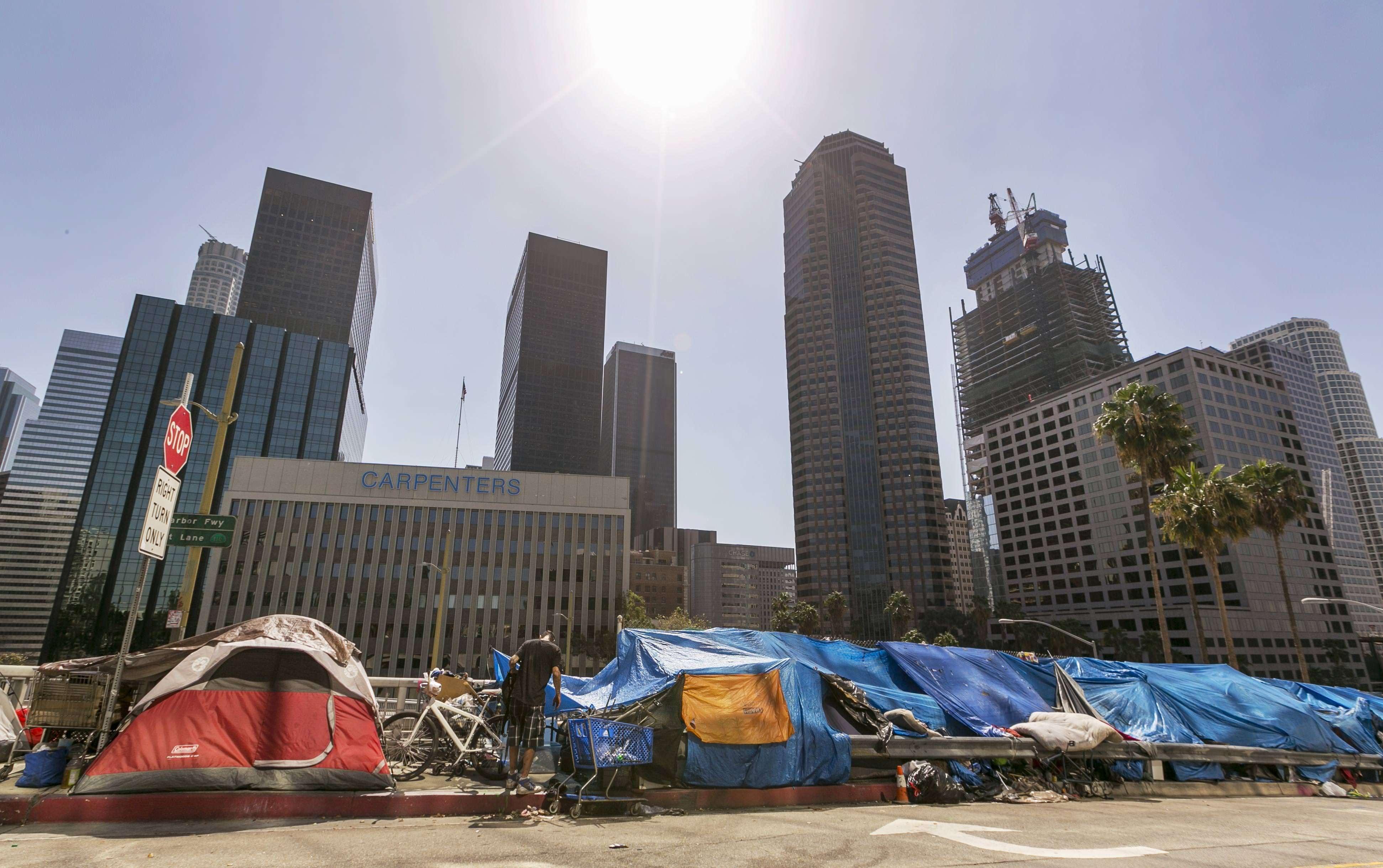 Heckuva job, L.A. ||| Washington Times