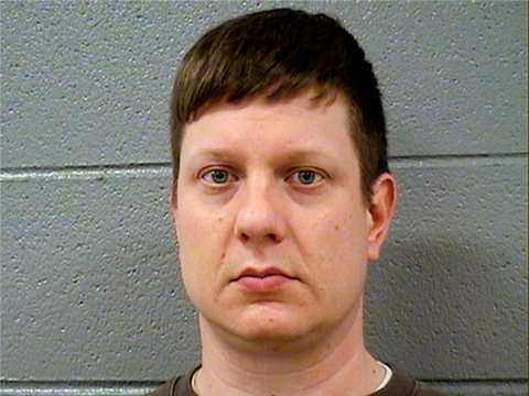 Jason Van Dyke, living embodiment of why Barney Fife was only permitted one bullet.