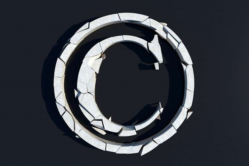 You see, the copyright symbol is all broken because the … oh, you get it.