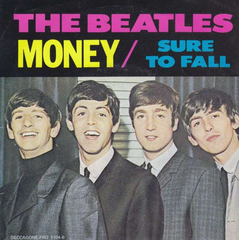 Money is sure to fall from your pockets when you voluntarily donate to Reason right the hell now! ||| The Beatles