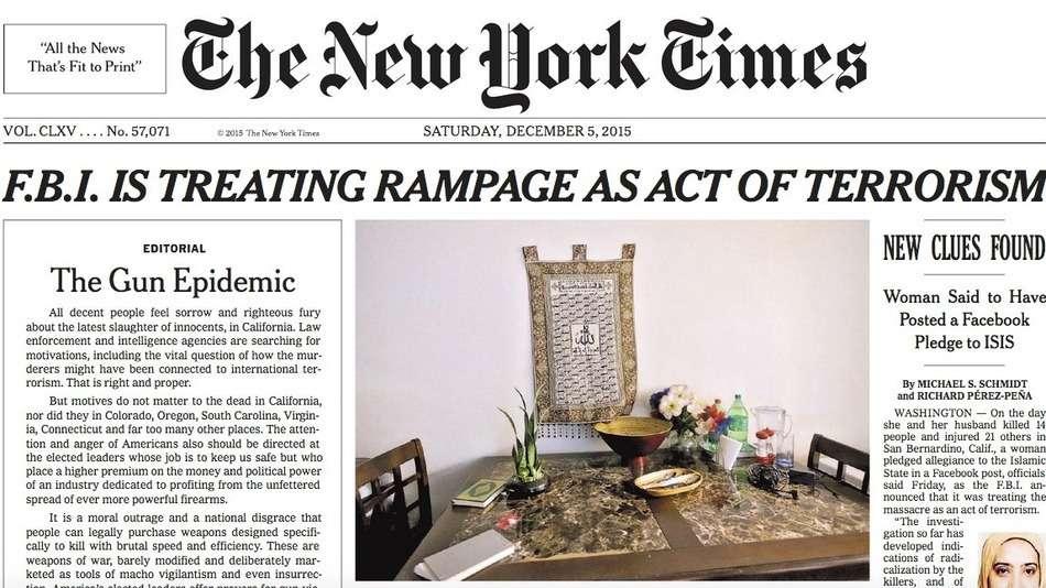 So gun control will have the same success as the anti-Warren Harding brigades? ||| New York Times