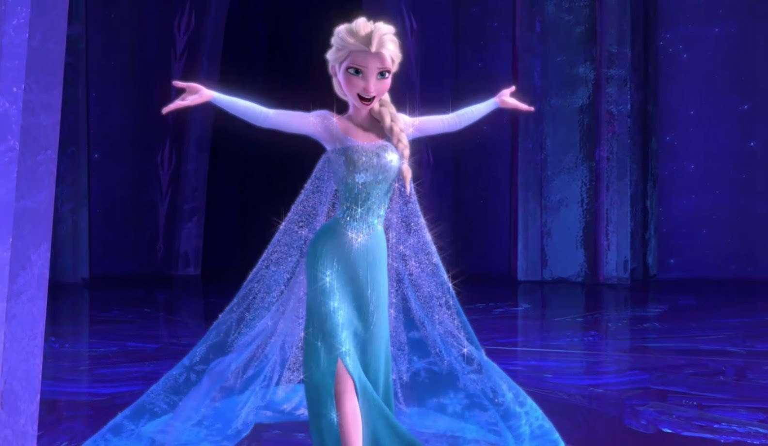 Elsa, Disney