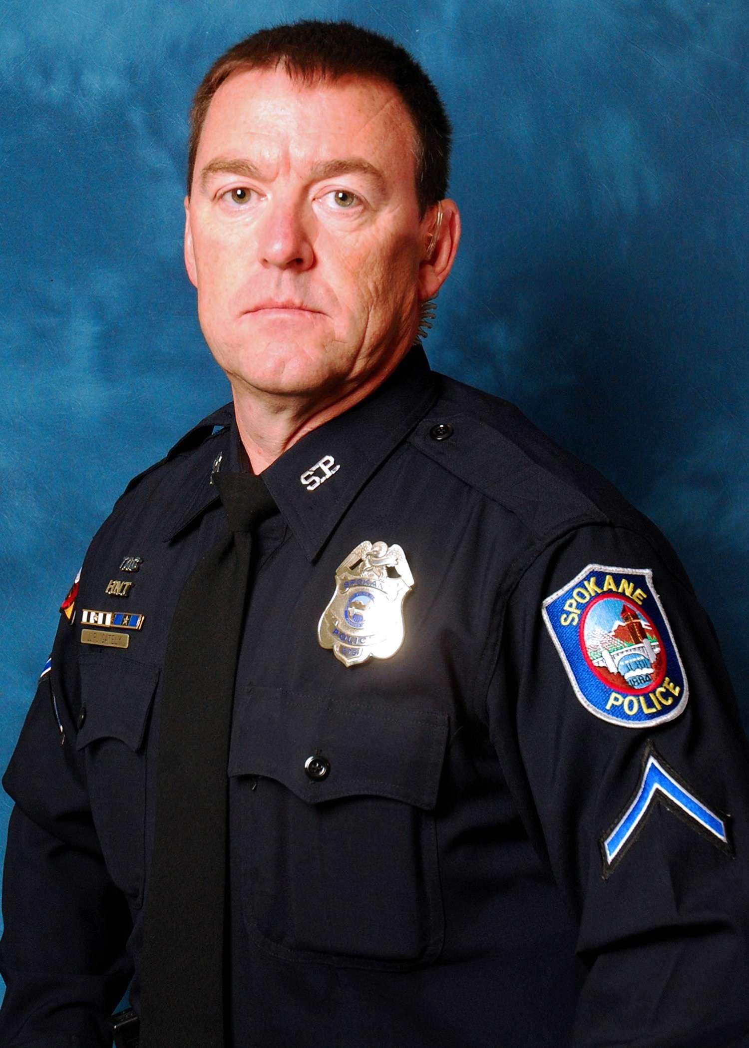 Sgt. John Gately