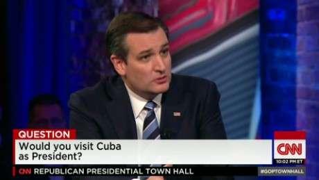El Presidente. ||| CNN