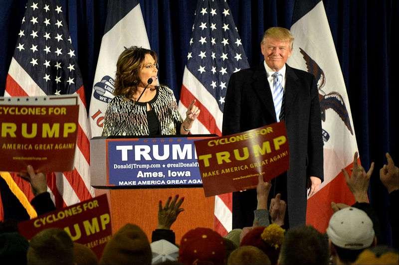 Trump/Palin