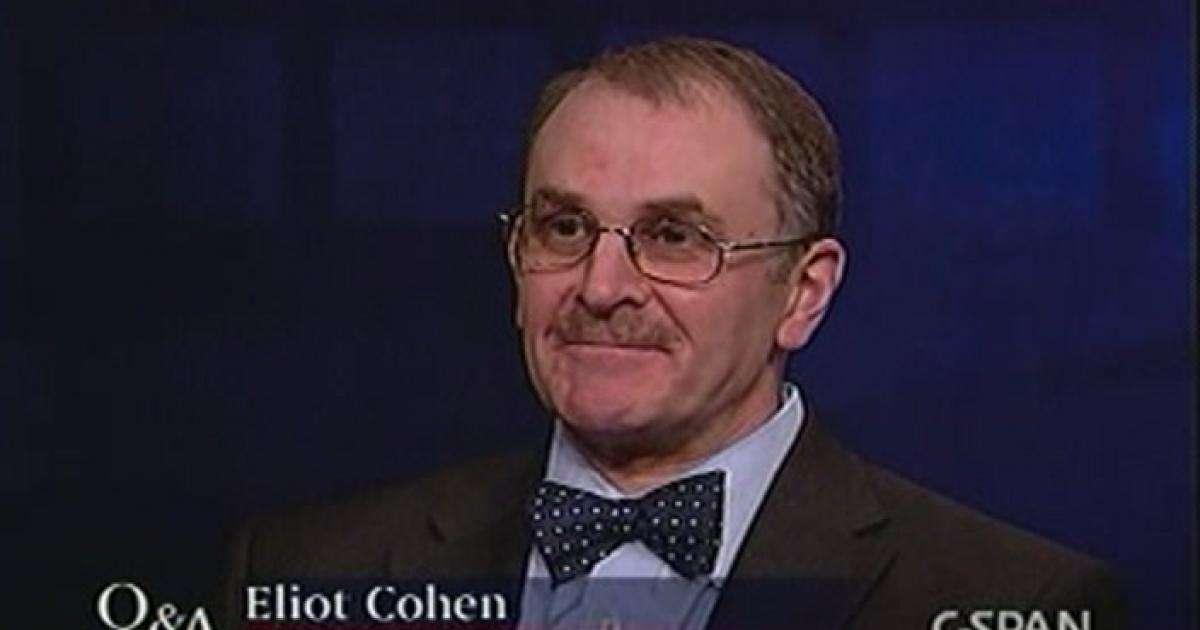Eliot A. Cohen ||| C-SPAN
