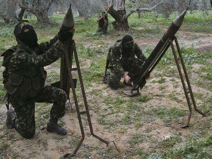 Islamic Jihad rockets