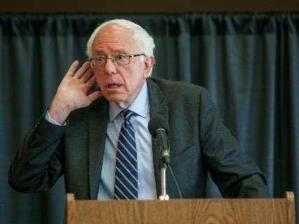 Bernie Sanders Hears You