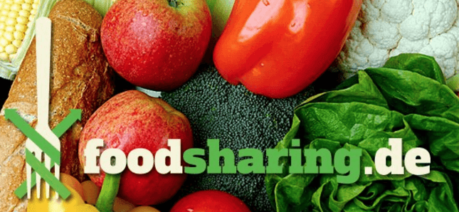 Foodsharing in Germany