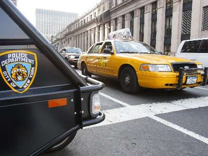 NYPD Cop Cabs