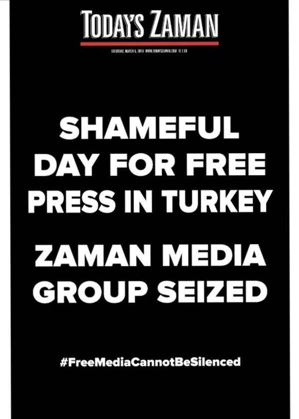 #FreeMediaCannotBeSilenced