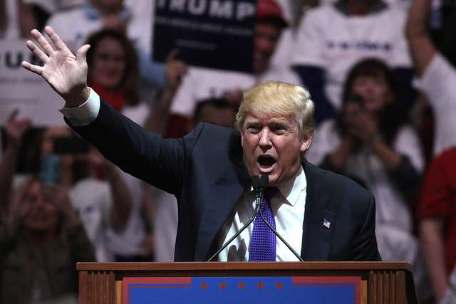 Donald Trump and the Heckler's Veto