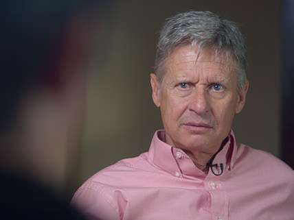 Gary Johnson -#NeverTrump