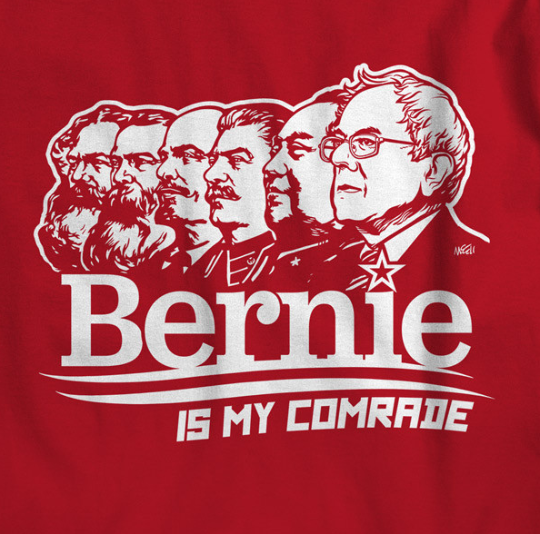 Bernie is My Comrade