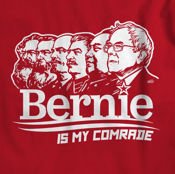 Bernie is My Comrade