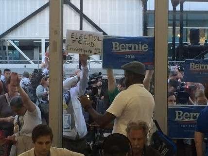 Bernie or Bust Delegates