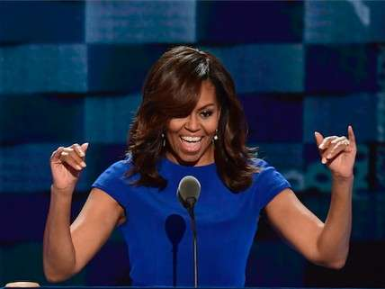 Michelle Obama and food deserts