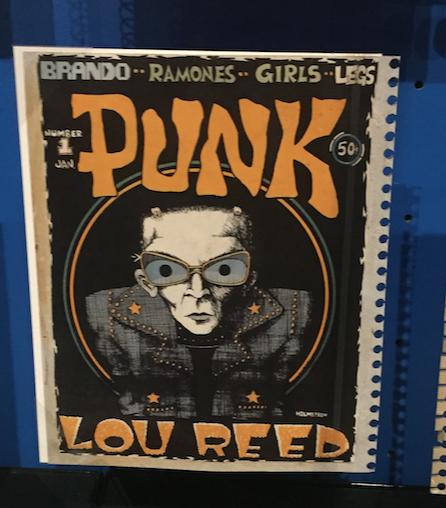 Lou Reed PUNK