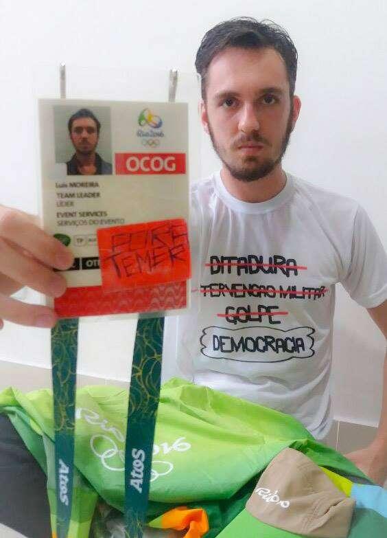 Free speech scares Olympians