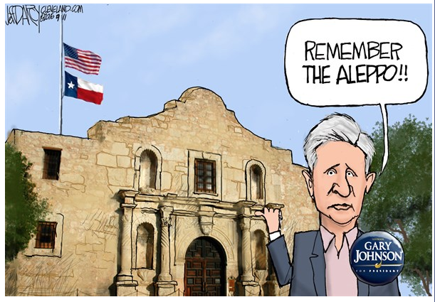 It's a Texas joke.