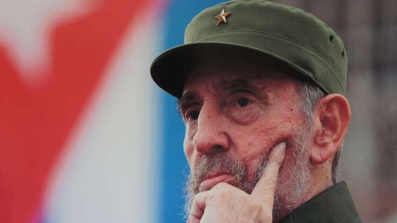 Fidel Castro dead.