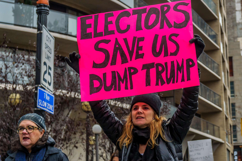 Seeking Saviors in Hamilton Electors