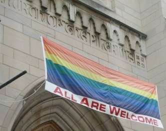 Some UMC congregations believe gay marriage should be allowed in the Church