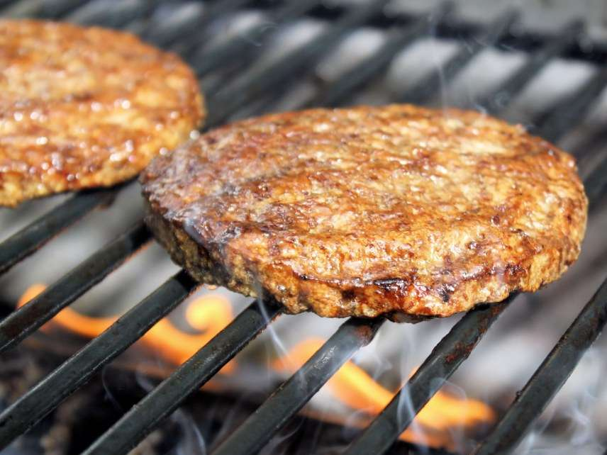 How long to cook bubba burgers on the grill