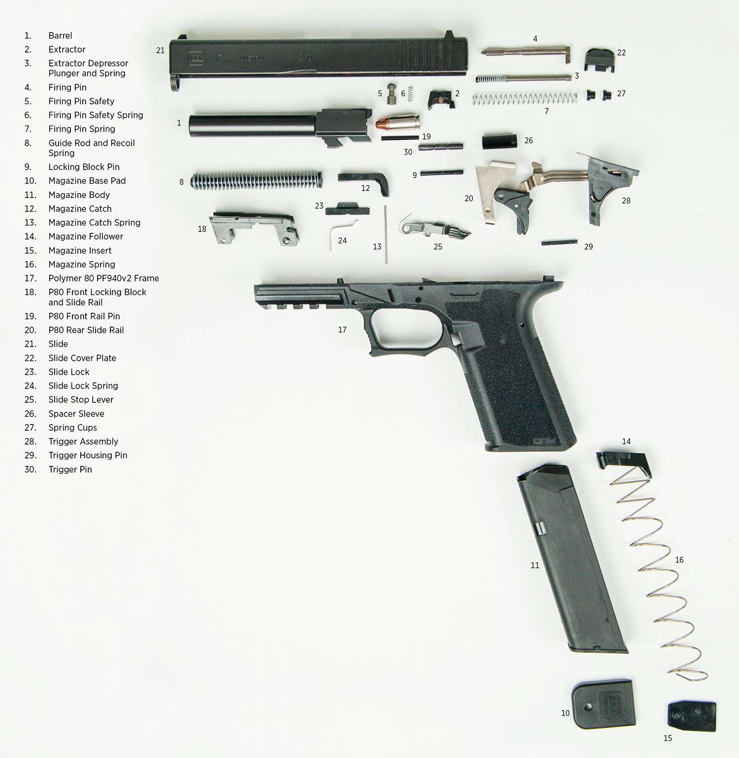 40 Glock Schematic Diagram - Wiring Diagrams Value on handgun concepts, handgun diagrams, handgun power, handgun components, handgun prototypes, handgun information, handgun parts, handgun dimensions, handgun accessories, handgun drawings, handgun illustrations, handgun blueprints, handgun safety,