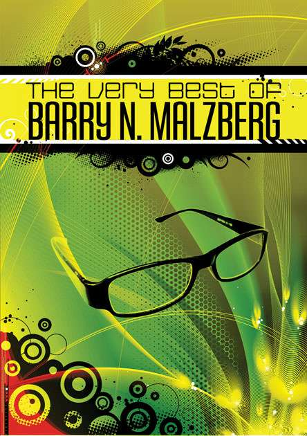 Barry Malzberg cover