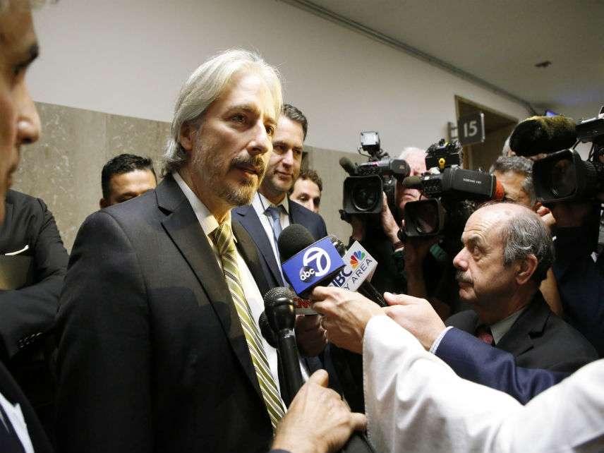 Defense Lawyer Matt Gonzalez