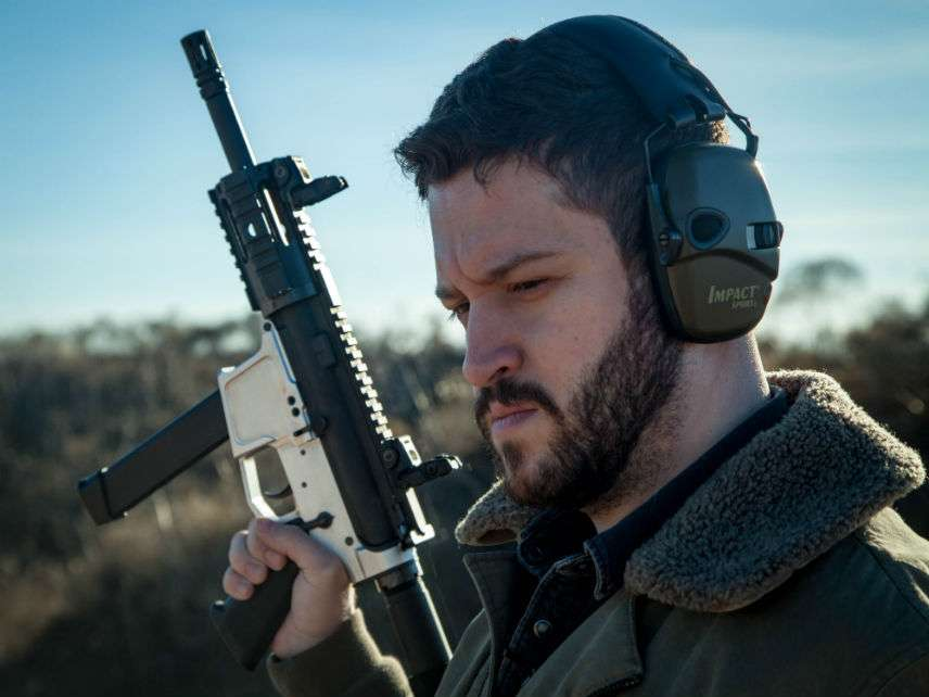 The Government Will Allow Cody Wilson's Defense Distributed to