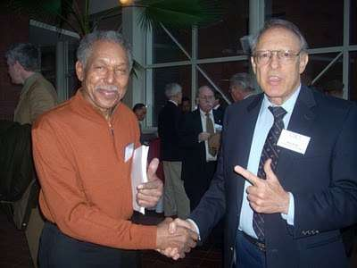 Otis McDonald and Dick Heller