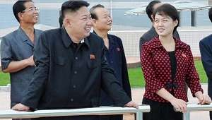 somebody's not starving in north korea