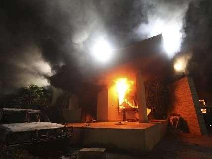 u.s. embassy in benghazi
