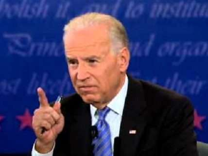 a picture of joe biden not smiling last night