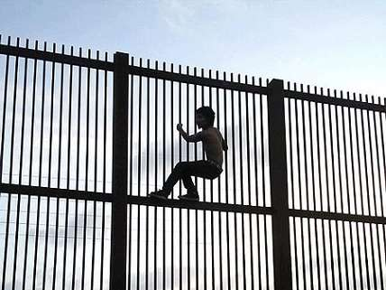 immigration reform but first more fences?