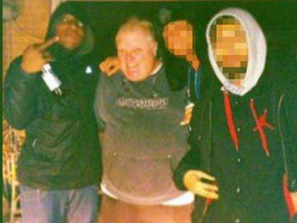 alleged crack video, toronto mayor second from left