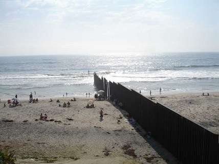 in dc immigration reform means a bigger fence
