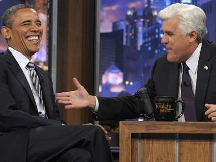 journalist jay leno asked some toughies