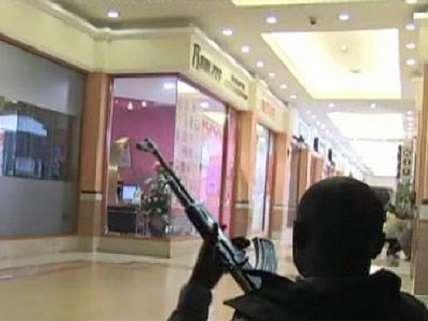 mall shooting, nairobi