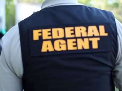 you know who else was a federal agent?