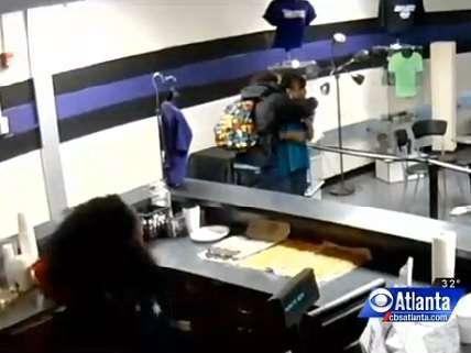 hug a teacher get suspended