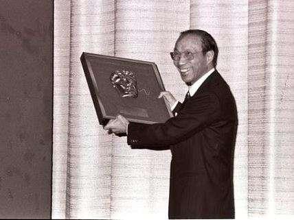 sir run run shaw, 1978