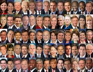 65 potential presidential candidates