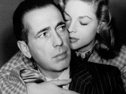 bacall and husband