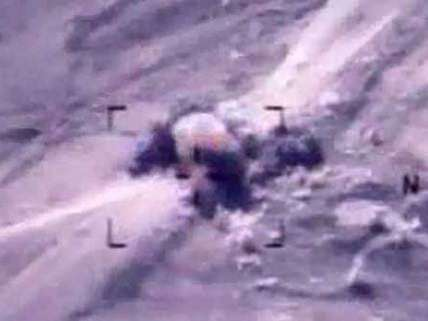 U.S. airstrikes on ISIS in Iraq