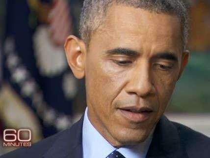 President Obama on 60 Minutes