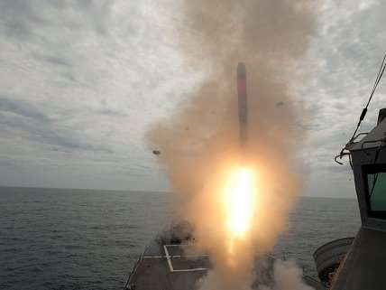 Tomahawk launch